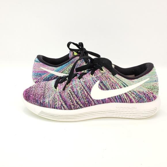 online store a9749 0cab8 Nike Women's Lunarepic Low Flyknit 843765 002 Runn